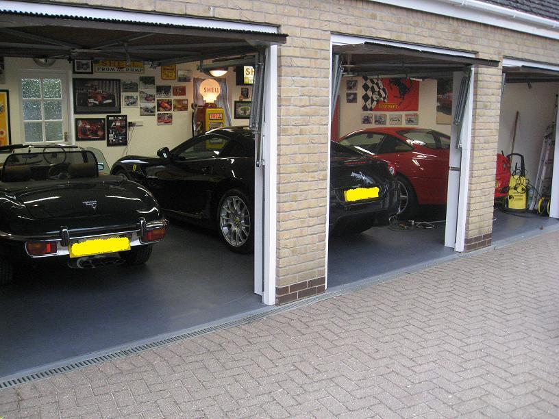 Garage floor tiles garage flooring garage floor covering Dream floor